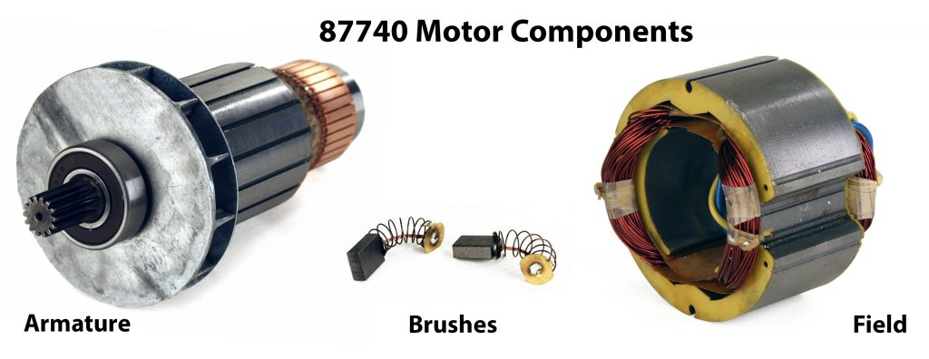 87740 cOMPONENTS