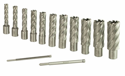 1-3//4 1-3//4 Viking Drill and Tool 16522 Type 13LSP HSS Annular Cutter